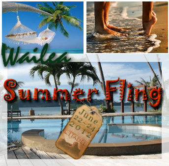 Citadel Summer Fling 2012 Invitation